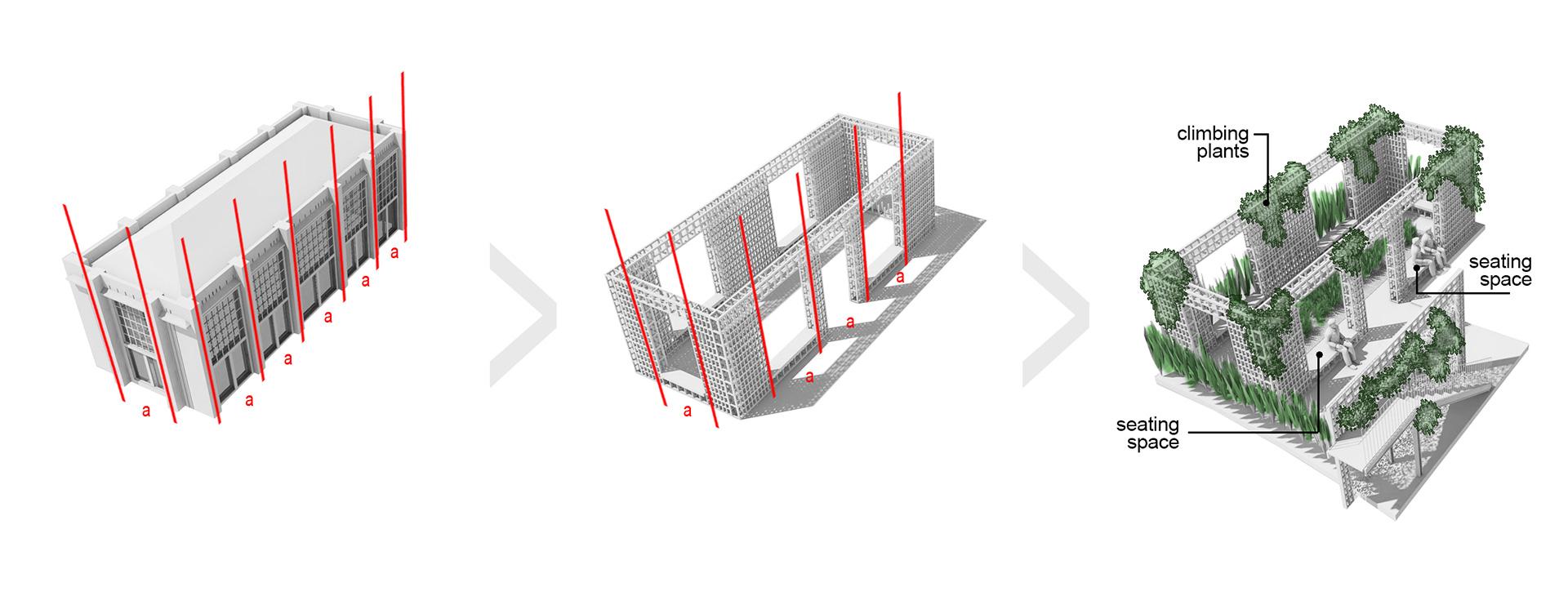 RIAS - Orangery Garden - Concept