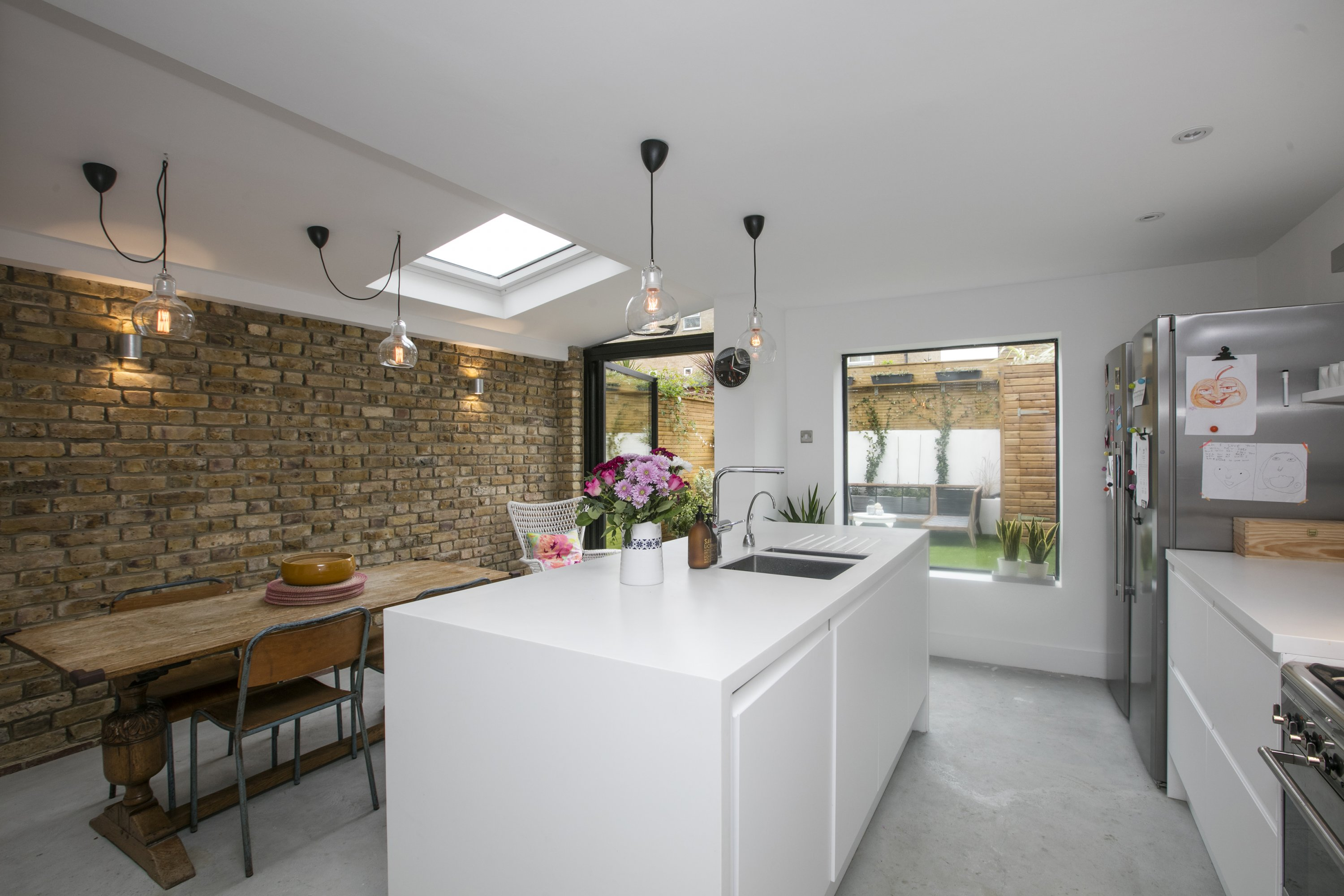 RELF ROAD - DINING AREA